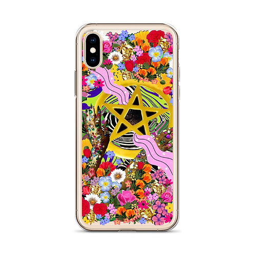 Ace of Pentacles- iPhone Case