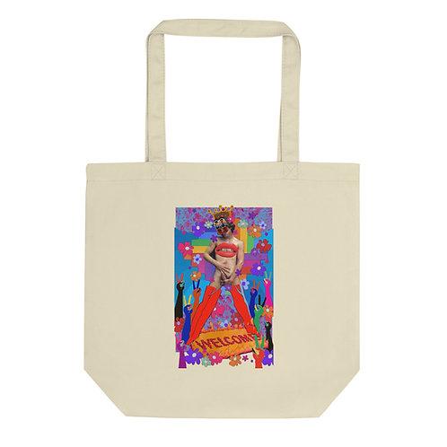The Emperor- Tarot Erotique- Eco Tote Bag