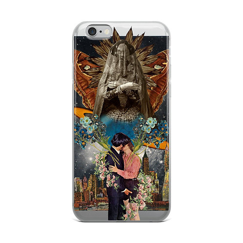 The Lovers- Tarot Erotique- iPhone Case