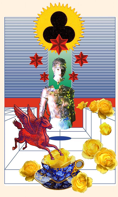Knight of Cups- Fine Art Print