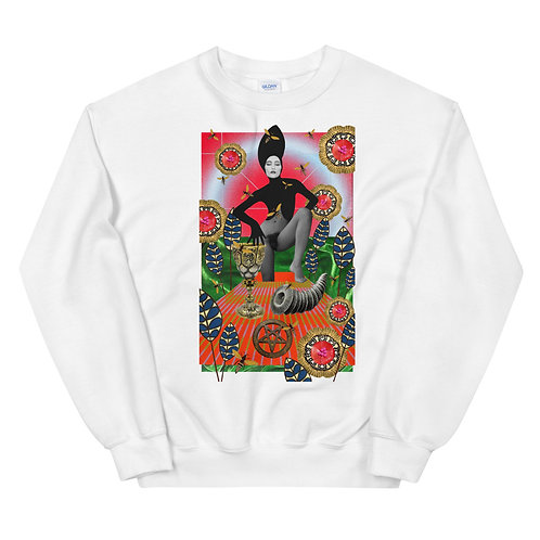 The Magician- Tarot Erotique- Unisex Sweatshirt