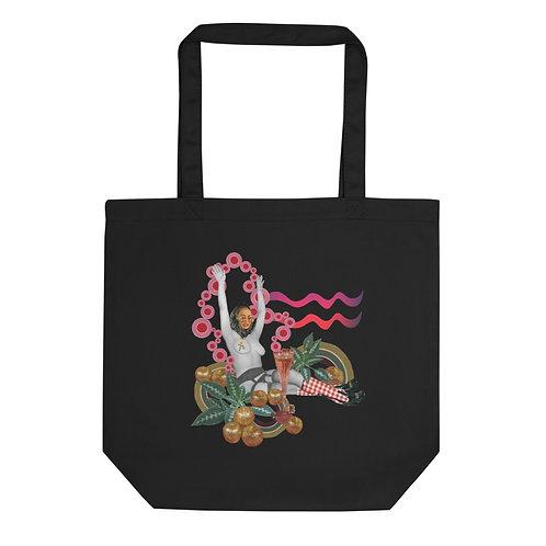 Aquarius- Zodiac Series- Eco Tote Bag