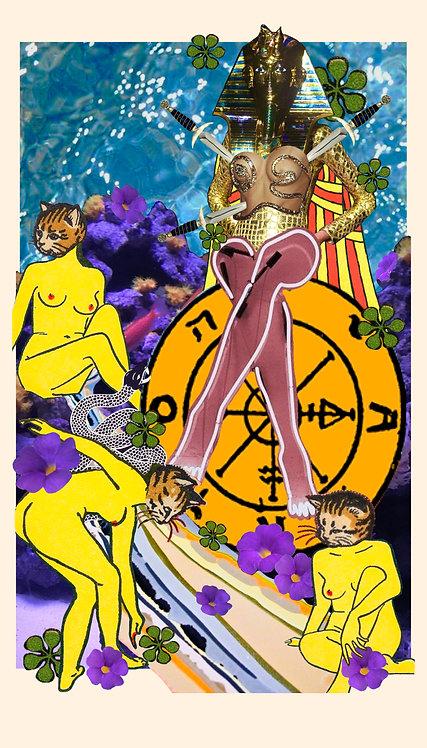 The Wheel of Fortune- Fine Art Print