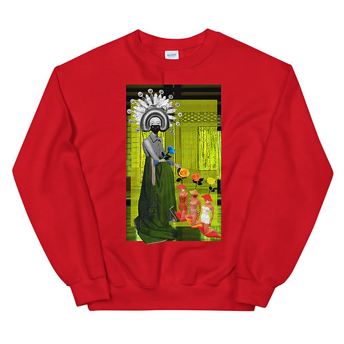 The Empress- Tarot Erotique- Unisex Sweatshirt
