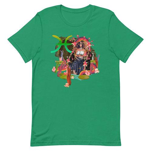 Pisces Zodiac Series- Short-Sleeve Unisex T-Shirt