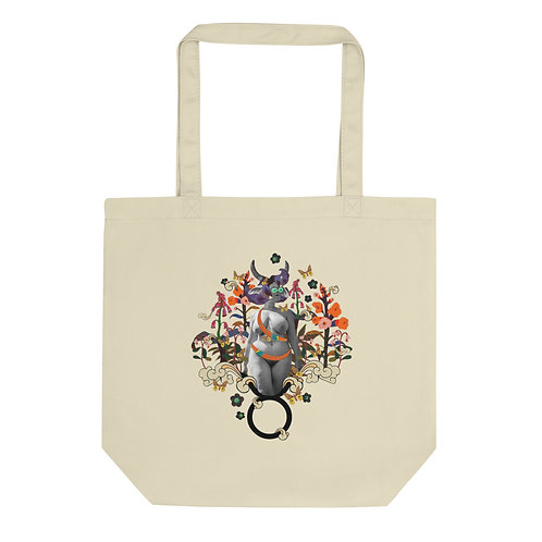 Taurus- Zodiac Series- Eco Tote Bag