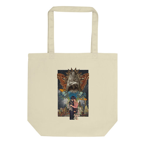 The Lovers- Tarot Erotique- Eco Tote Bag