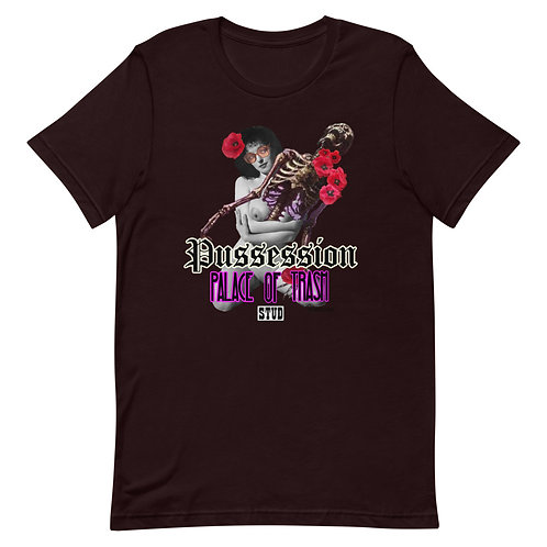 Pussession- Palace of Trash at The Stud- Short-Sleeve Unisex T-Shirt