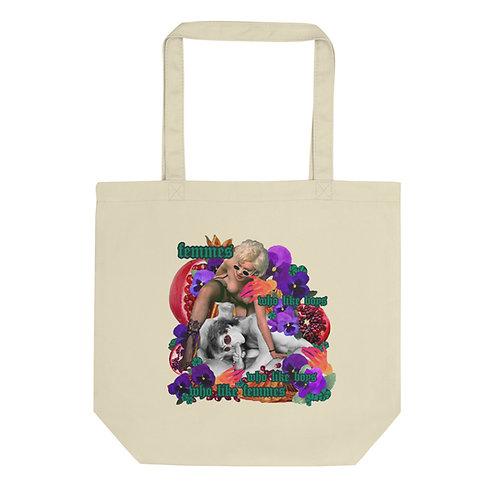 Femmes who like...-Eco Tote Bag
