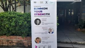 "Workshop ""SUMMON YOUR STRENGTH - TRIỆU HỒI SỨC MẠNH THIẾT KẾ"""