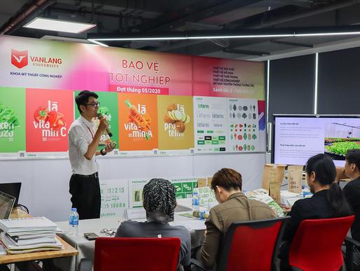 Van Lang University officially announced the training of Digital Art Design