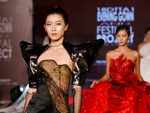 GET AMAZED WITH OUTSTANDING DESIGNS FROM FASHION DESIGN STUDENTS OF HUTECH