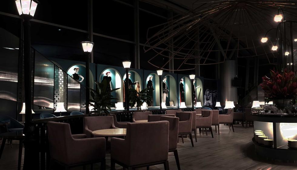 Le Saigonnais Business Lounge