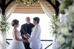 Laguna Beach Gazebo Wedding
