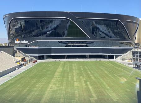 ラスベガスに本拠地を構えるNFLチーム。