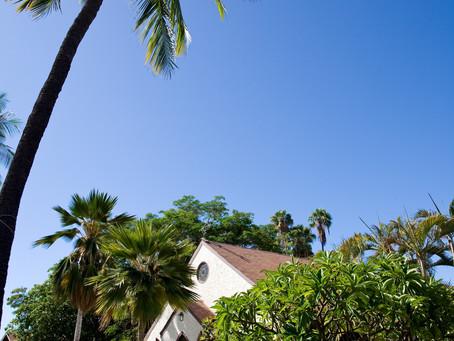 ハワイで一番好きな場所。