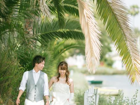 結婚式の後に行きたい場所。