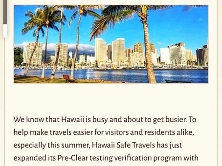 ハワイのいろんな情報。