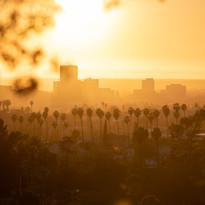 ロサンゼルスサンセット