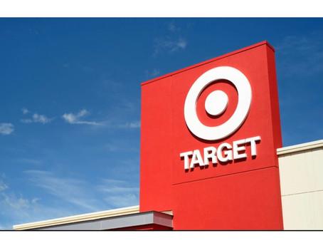 TARGETで盗難被害増加で営業時間短縮へ。