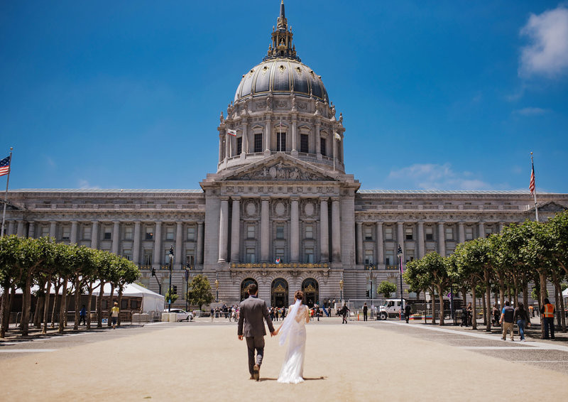 サンフランシスコシティホール