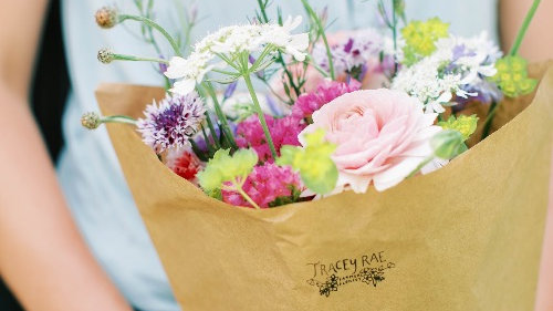 Mother's Day Flower Package