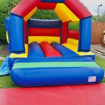 Children's 11x15ft Themed Bouncy Castle