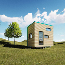 Micro tiny house iota