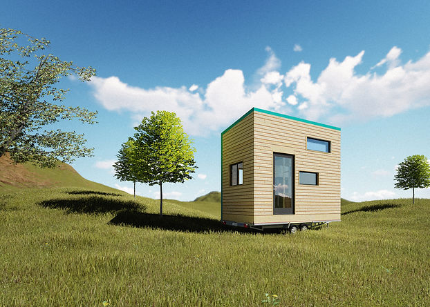 Micro tiny house toute équipée
