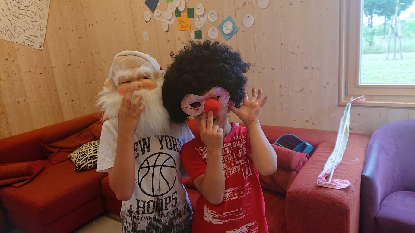 Theaterzirkus - Clowns