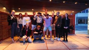 Gruppenfoto Teil 2