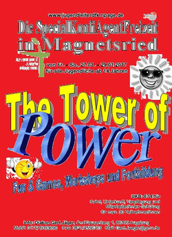 The Tower of Power 2017
