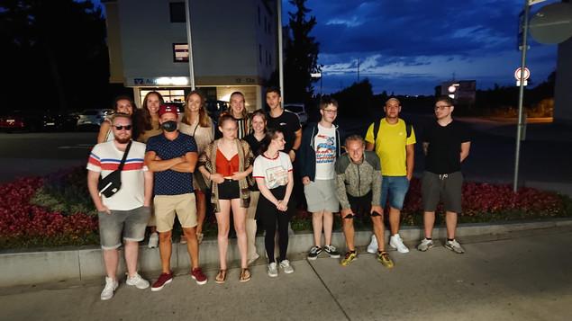 Unser Team Gruppenfoto