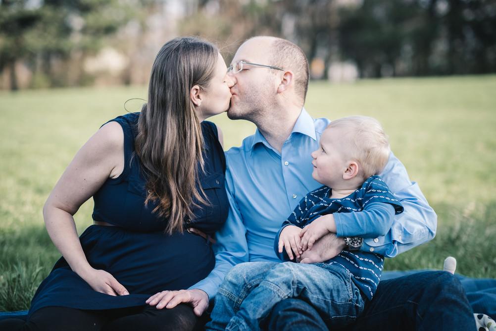 Schwangerschaftsfotos Wien, Familien Fotoshooting Wien