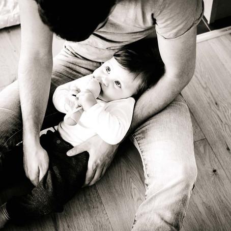 Wann ist das beste Alter für ein Babyfotoshooting?