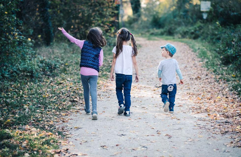 Outdoor Fotoshooting Kinder, Familienfotograf, Wien