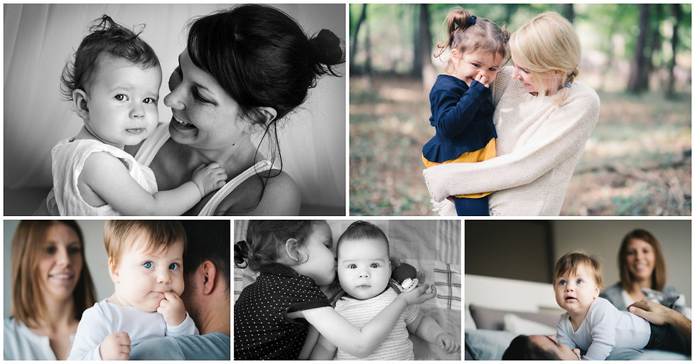 Geschenk Babyparty, Babyfotoshooting Geschenkgutschein