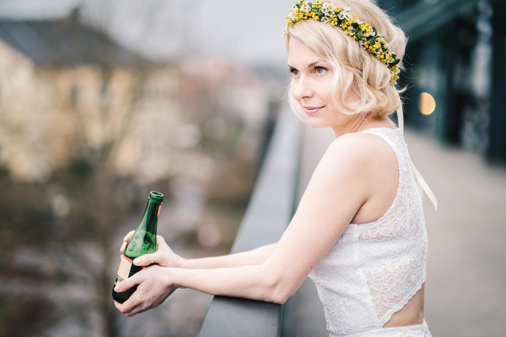 Hochzeitsfotograf Niederösterreich, St. Pölten, Wien, Klosterneuburg, Stockerau, Hollabrunn, brautkranz Blumen Kolb, Hochzeitsfotograf Tulln