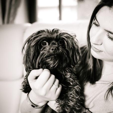 Besondere Familienfotos mit Hund