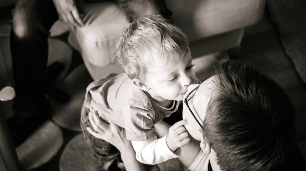 Leidenschaft und echte Gefühle, Familienfotograf in Wien, St. Pölten, Stockerau, Babyfotografie, Newborn