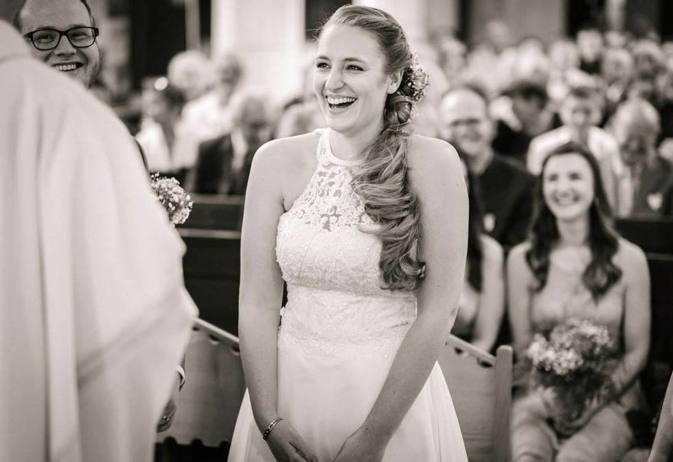 Hochzeitsfotografie Niederösterreich, schwarz weiß Brautpaar, Hochzeitsfotos Krems,