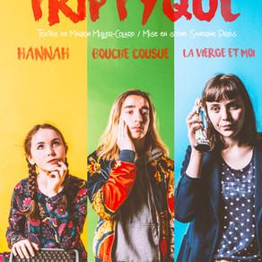 Le Triptyque à Colmar en novembre 2020  !