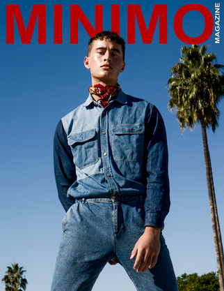 Minimo Magazine Exclusive: New Year, New Coast ft. Joshua Rusniak by Andrew Madrid