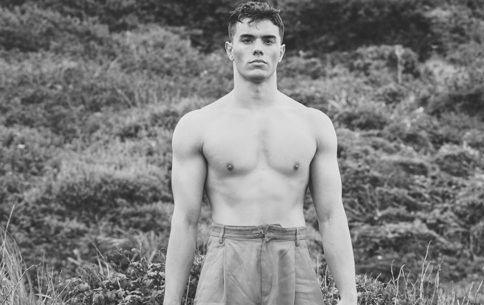 Minimo Online Exclusive: Justin Macrina by Andrew Madrid