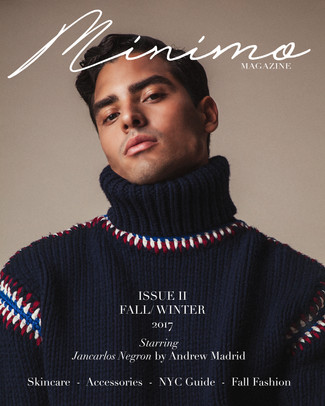 MINIMO MAGAZINE: THE FALL & WINTER ISSUE 2017