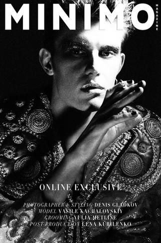 Minimo Magazine Online Exclusive: Vasile Kachalovskiy by Denis Gladkov