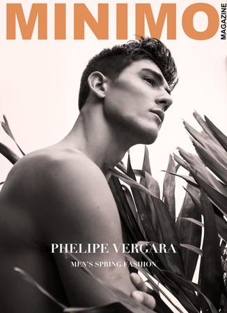 Minimo Magazine Exclusive: Phelipe Vergara by Andrew Madrid