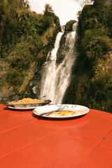 Waterfall With hungur