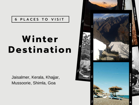 6 Indian Winter Destination