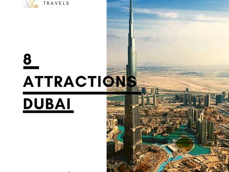 8 Dubai Attraction